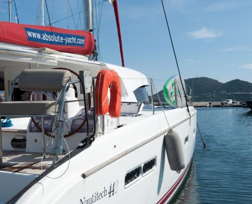 Nautitech 442 Corse Porto-Vecchio