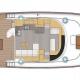 Catamaran moteur Cumberland 47 Corse