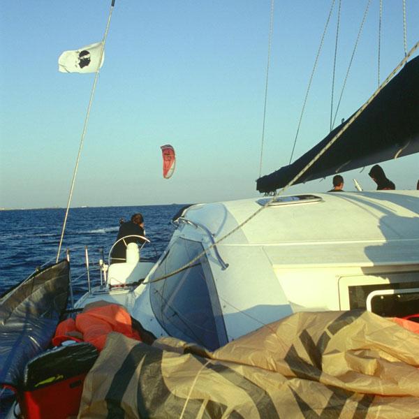 croisière kite